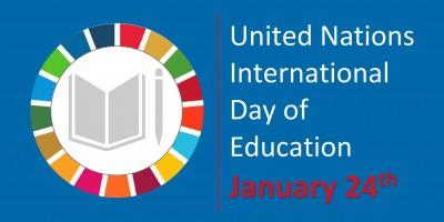 UN international day of education